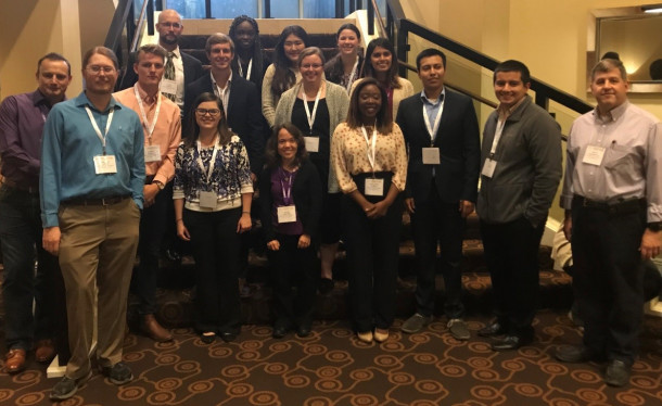 Southwest Regional American Chemical Society (ACS) in Lubbock, Texas