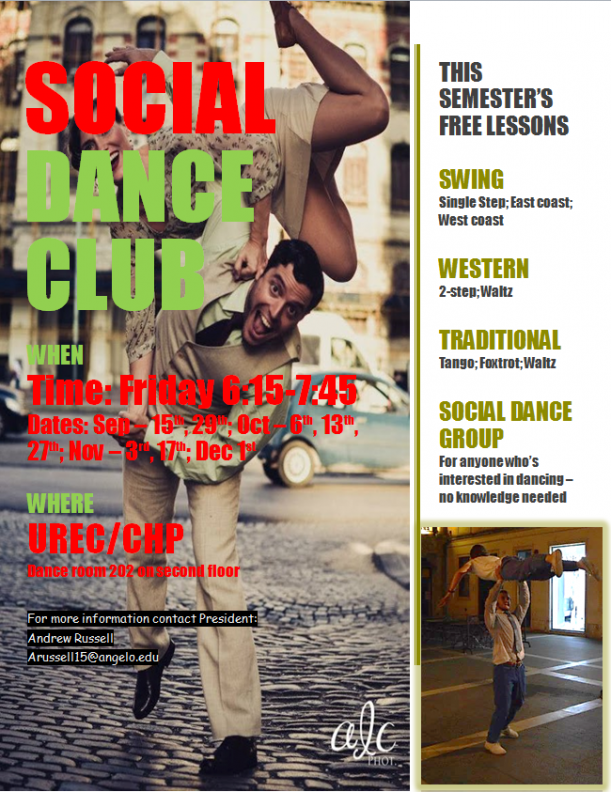 Social Ballroom Dance Club