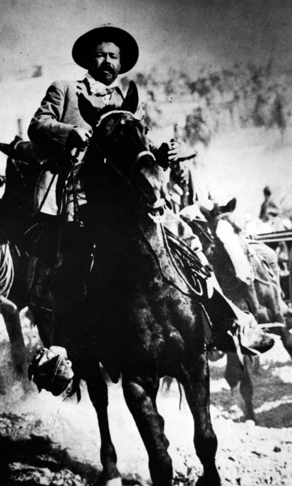 pancho villa and the border revolution
