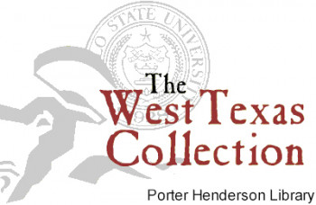 The West Texas Collection, Porter Henderson Library