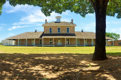 Fort Concho Post Hospital