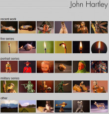 John Hartley's work