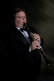 Dr. Tim Bonenfant, member of The Mesquite Trio