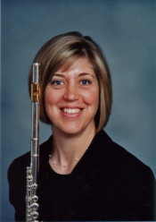 Dr. Constance Kelley, member of The Mesquite Trio