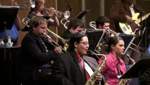ASU Jazz Ensemble Concert. ASU University Auditorium, 7:30 pm