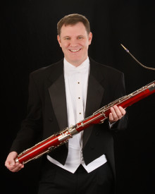Dr. Jeff Womack, member of The Mesquite Trio