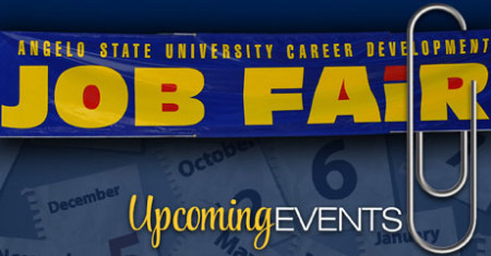 Check out all of Career Development's scheduled events, from career fairs to practice interview...