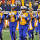Marching Band students