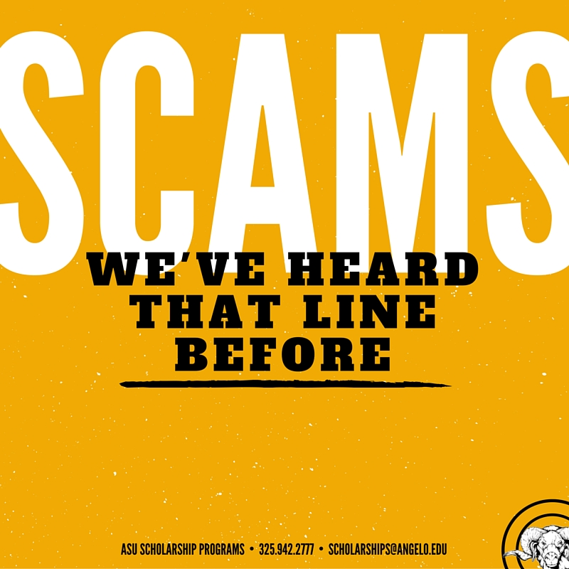 Scams: We've heard that line before