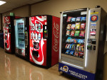 Vending machines at Angelo State University