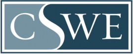 The Council of Social Work Education Logo