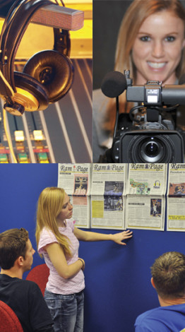 Train to be a journalist at Angelo State, where you'll learn about print and broadcast jour...
