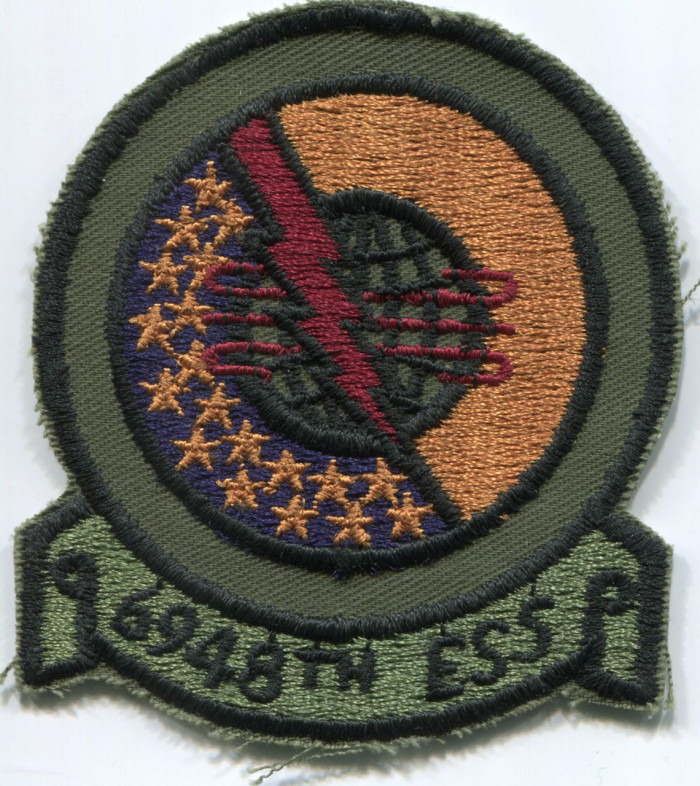 Unit patch 69th airforce