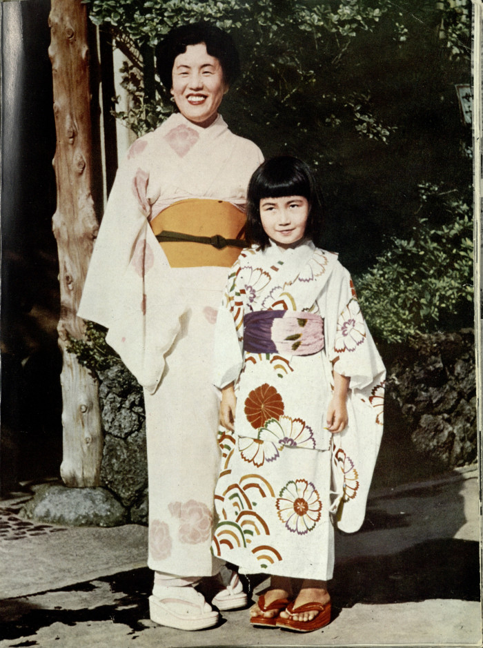 Unnamed women in Japan