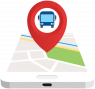 Bus Tracking Graphic