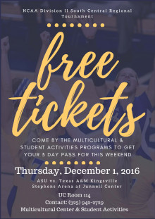 Free Tickets Giveaway!