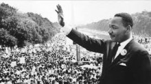Martin Luther King Jr 2017