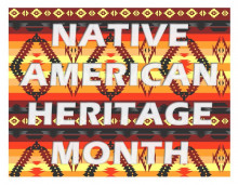 Native American Heritage Month 2017