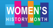 Women's History Month 2018