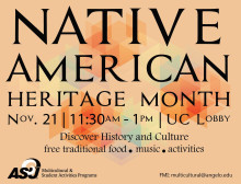Native American Heritage Month image