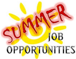 Want a fun job for the summer? Apply Today!