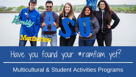 Have you found your #ramfam yet?
