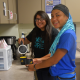 Students in the Community Kitchen
