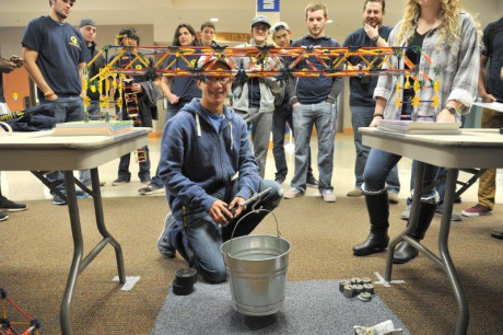 Ramgineers develop their broader skills (teamwork, communication, time management, problem-solving, etc.) in ENGR 1201 Introduction to Engineering, offered in the Fall semester.