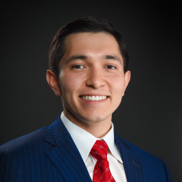 ASU Honor Student, Christian Garcia