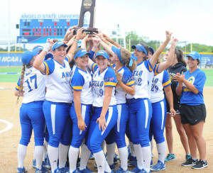 Angelo State Softball