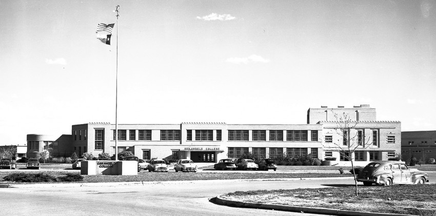 Main Building 1950s