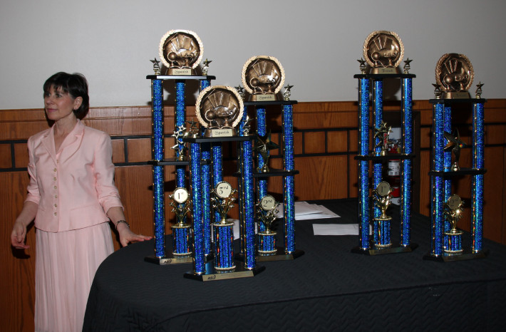 Foreign Language Trophies