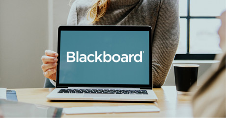 You can use Blackboard tests to create other non-test activities for your classes.