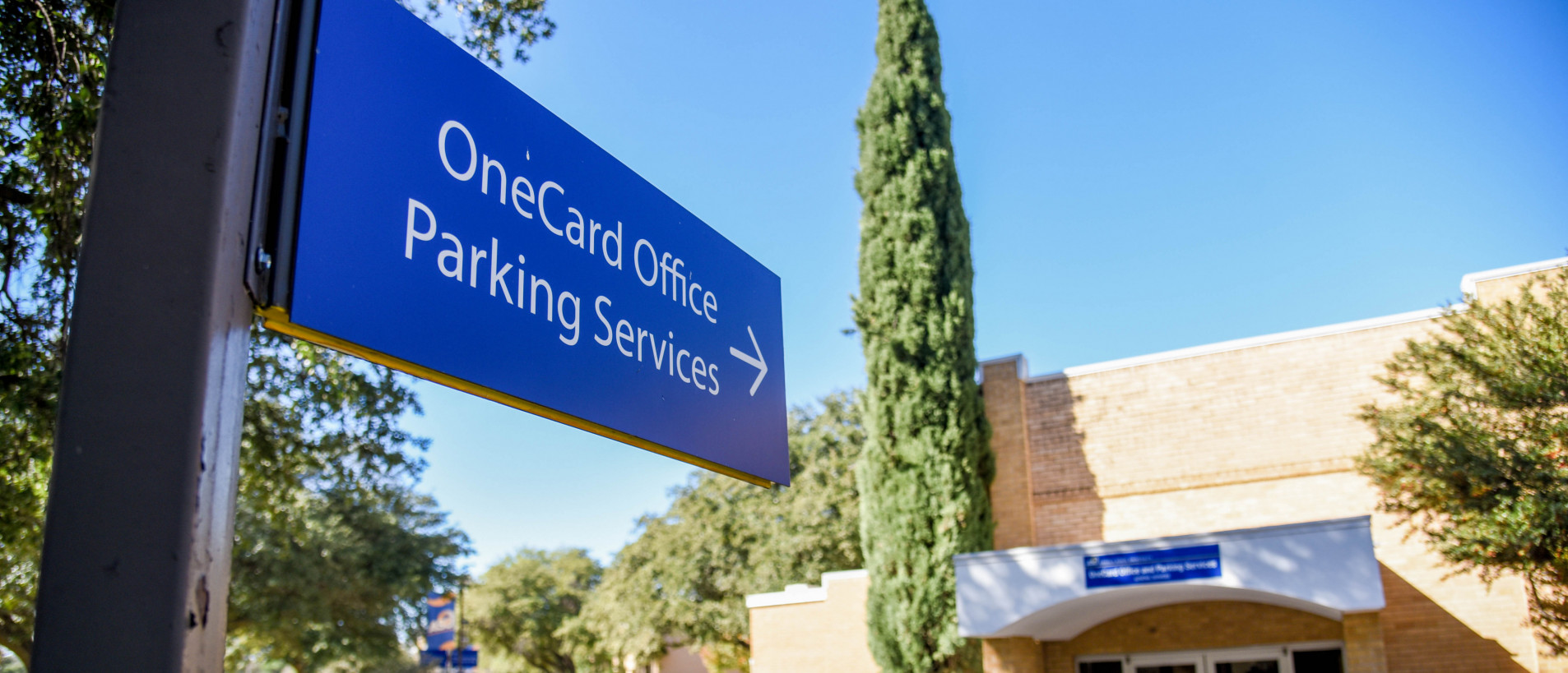 Parking Services-One Card