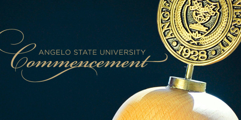 Texas State Graduation 2020.Commencement Home
