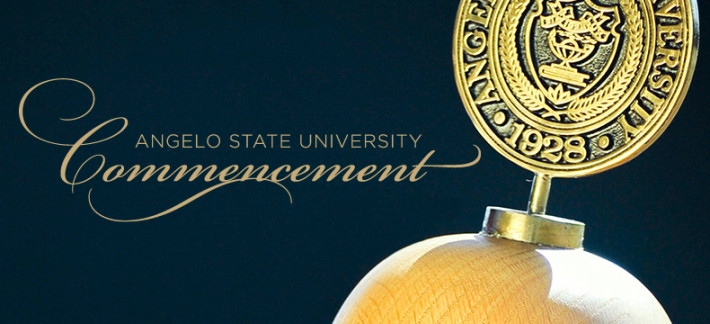 Angelo State University Commencement