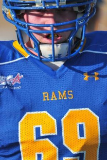 Ram football 2011