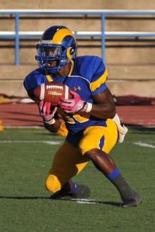 Rams football 2011