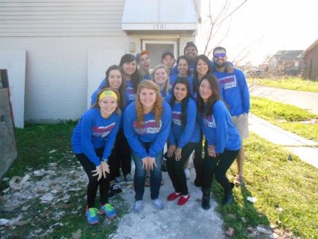 Community Service in San Angelo