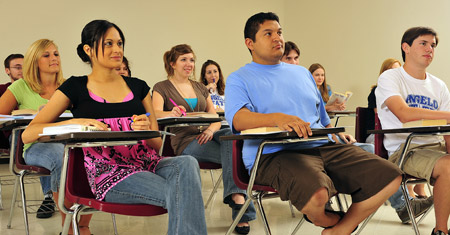 Pick up some extra credit by enrolling in Summer School at Angelo State