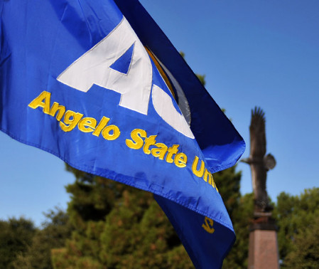 Angelo State University Flag