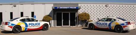 Angelo State Police Office