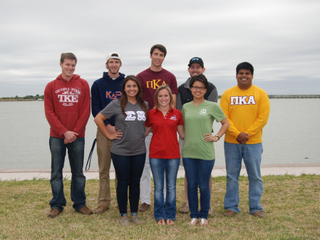 Chapter and Council Presidents at the ASU Lakehouse