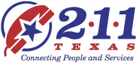 Texas residents can call 211 to connect to the services they need.