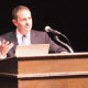 Prof. Christopher Capozzola, MIT, lectured on the development of the draft and policing civilian ...