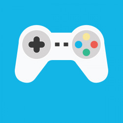 Illustration of a game controller