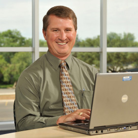 Brian Braden, Executive Director of Information Technology & Chief Technology Officer