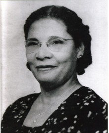 Photograph of Maggie Starks