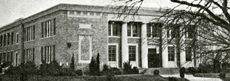 San Angelo College - Oakes St. - 1928