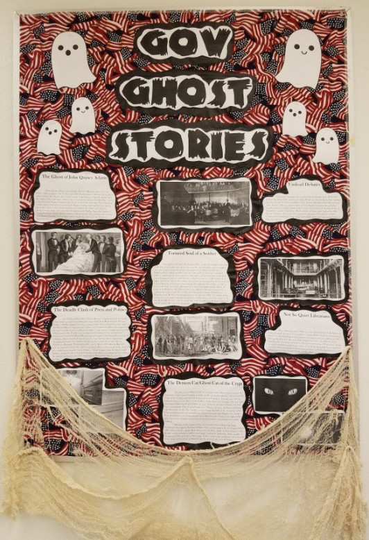 Government Ghost Stories image